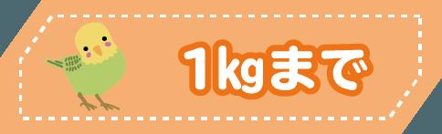 1kgまで