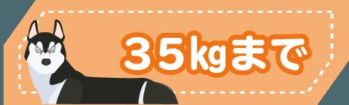35kgまで